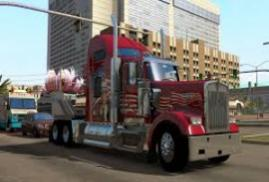 American Truck Simulator R G Freedom