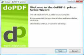 DoPDF 8 7