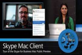 Skype for Business Preview 6