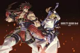 GUILTY GEAR Xrd REVELATOR CODEX