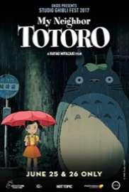 My Neighbor Totoro Dubbed 2017