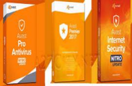 Avast Pro Antivirus Internet Security Premier